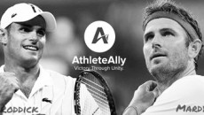 Athlete Ally Announcement  – NEW YORK,  APRIL 30, 2013- American star tennis players and good...