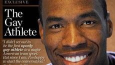 NBA 34-year-old veteran Jason Collins on Monday announced that he's gay in a story for...