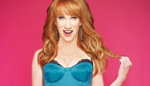 """E! Names Kathy Griffin new host of """"Fashion Police"""""""