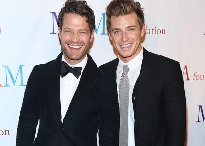 designer nate berkus marries jeremiah brent - queer me up