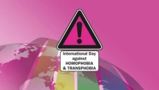 May 17 marks each year since 2004 the International Day against Homophobia and Transphobia ('IDAHO')...