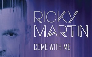 "Ricky Martin Unveils New Single ""Come With Me"""