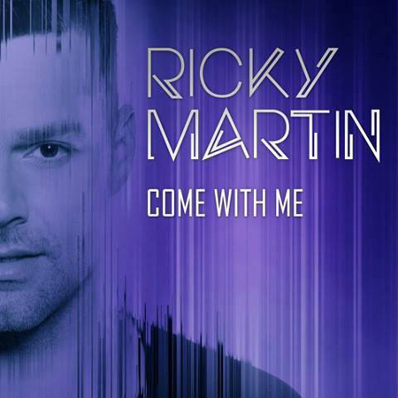 Ricky Martin Come With Me Single1
