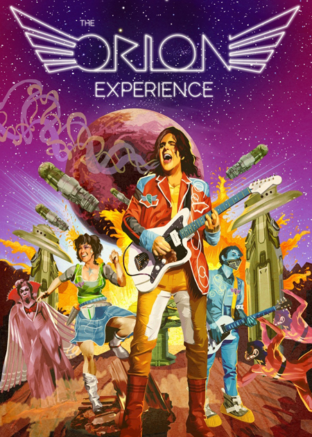 THE ORION EXPERIENCE POSTER