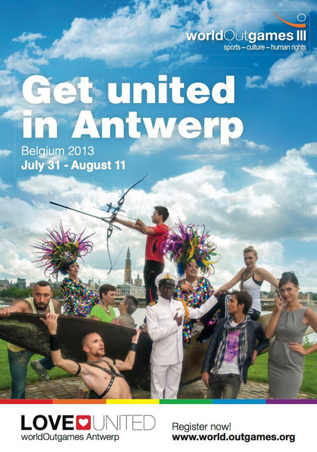 World Outgames 2013 - Antwerp