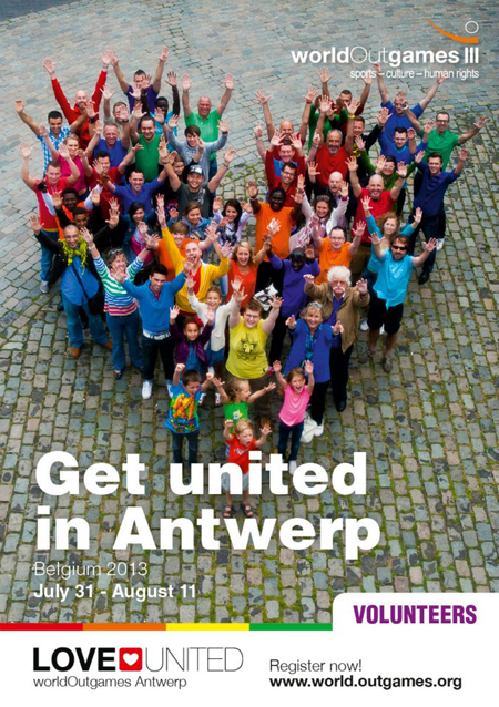 World Outgames 2013 - Antwerp2