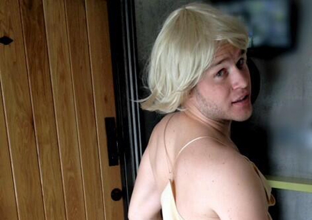 Olly Murs as Kylie2