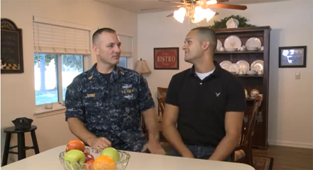 Same-Sex Spouse Military Benefits