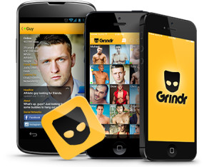 WHILE MAJORITY OF GRINDR USERS ARE OUT AND PROUD, MANY STILL HESITATE ABOUT DOING SO IN THE WORKPLACE
