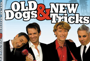OLD DOGS & NEW TRICKS: COMPLETE SEASONS 1 & 2 Debuting on DVD November 26th‏