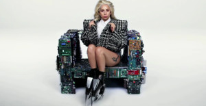 Lady Gaga Debuts ARTPOP Film by Inez and Vinoodh