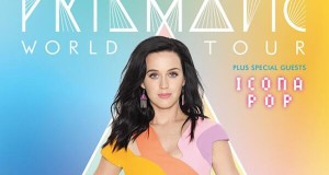 Katy Perry Announces 'The Prismatic World Tour' Dates!