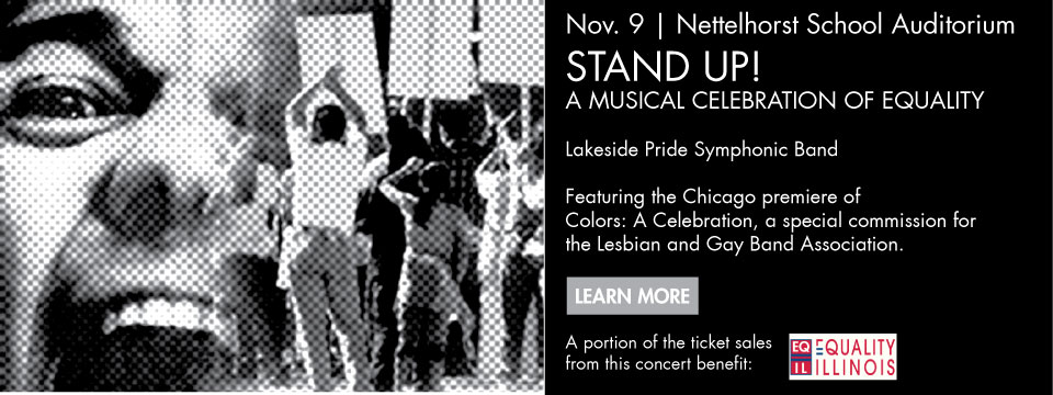 Stand Up A Musical Celebration of Equality