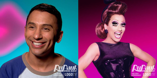Bianca Del Rio from New York, New York