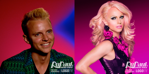 Courtney Act from Los Angeles, California