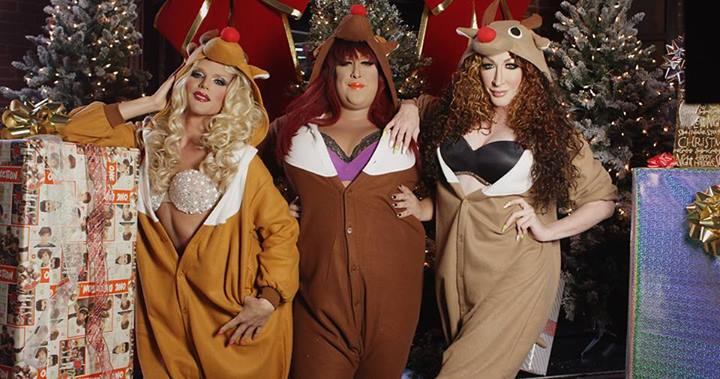 Detox, Willam And Vicky Vox