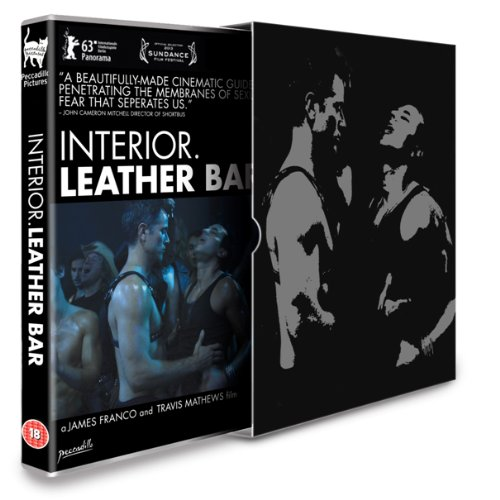 Interior leather bar out now queer me up for Interior leather bar