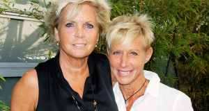 Meredith Baxter Marries Longtime Partner Nancy Locke