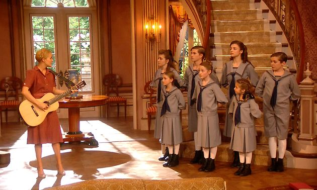 The Sound Of Music Live NBC