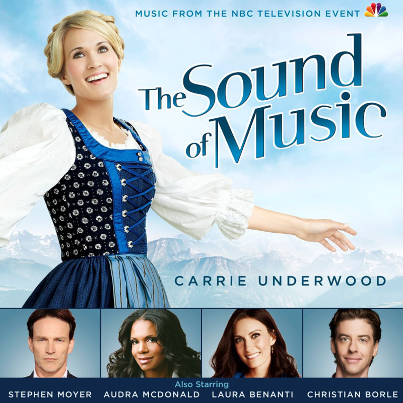 SONY MASTERWORKS THE SOUND OF MUSIC SOUNDTRACK