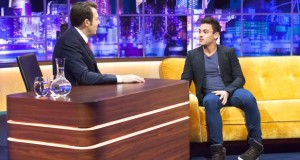 "Tom Daley Talks About Coming Out And His Boyfriend On ""The Jonathan Ross Show"""