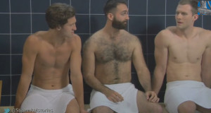 Your buds baloney - Steam Room Stories