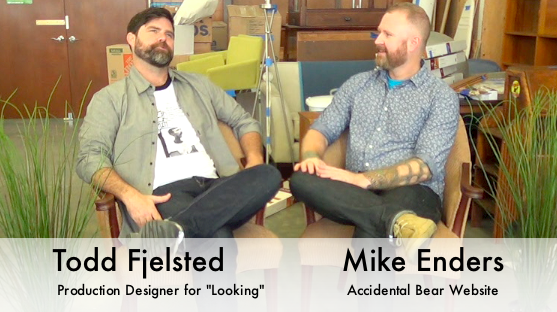 decorated production designer Todd Fjelsted and Mike Enders1