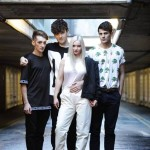 """Clean Bandit Performs """"Rather Be"""" on Jimmy Kimmel Live"""