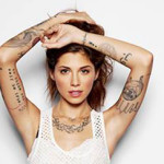 "CHRISTINA PERRI HERALDS HER ""HEAD OR HEART""; NEW ALBUM TRACK, ""BURNING GOLD"" DEBUTED EXCLUSIVELY VIA SHAZAM"