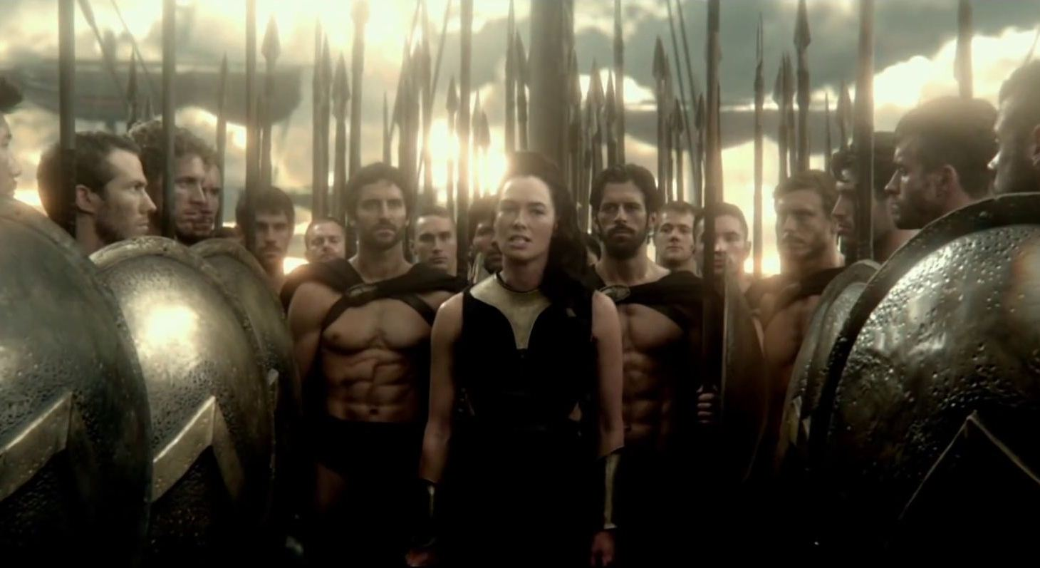 leadership in movie 300 Almost every epic movie that will be made today,no matter how good the story will be or how faithful will be to reality,is bound to repeat itselfwe got examples from alexander and kingdom of heaven 300 doesn't apply to this categorybesides it takes the epic to the next leveland more are like to follow.