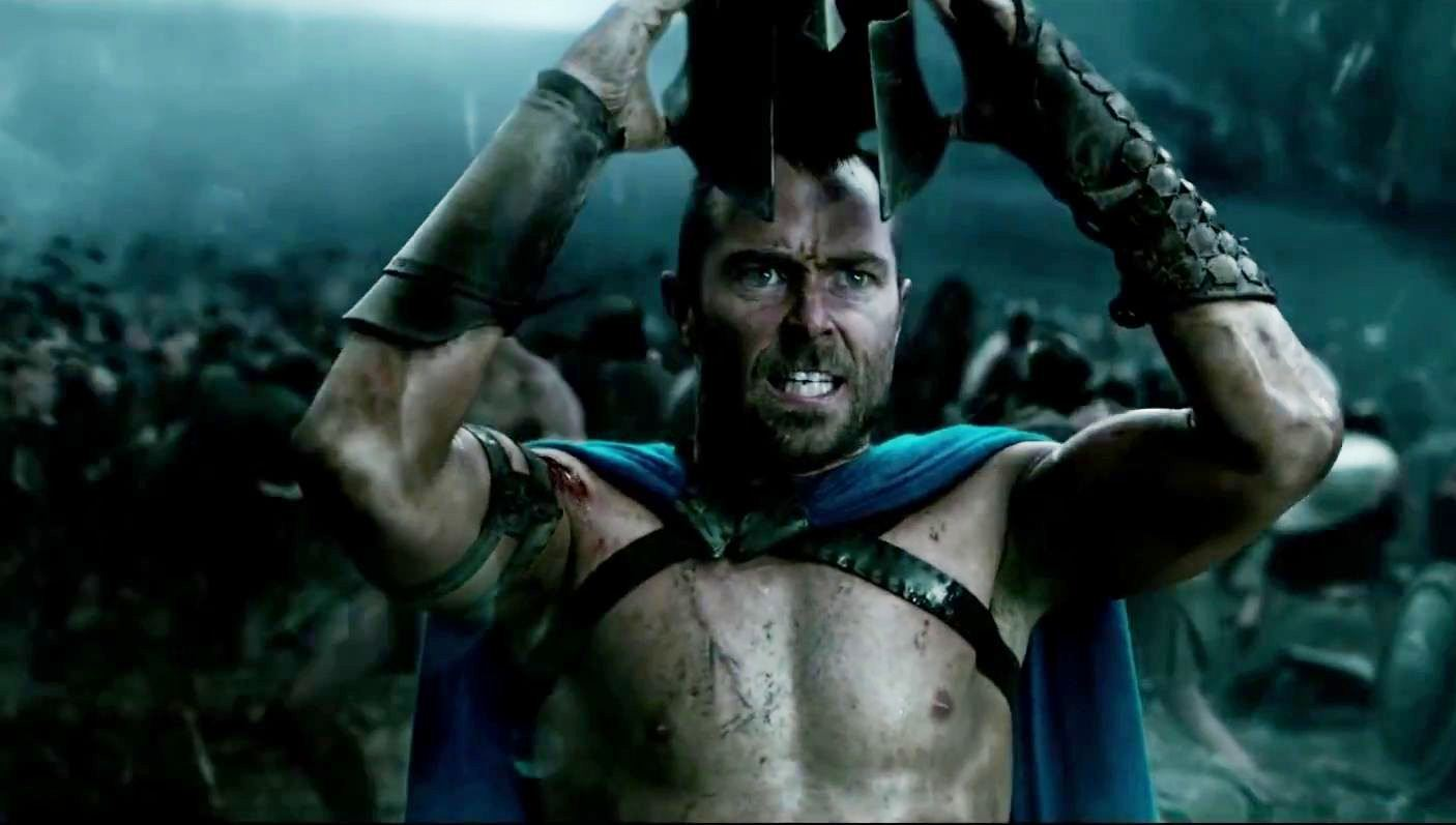 300: rise of an empire new featurette - film opens in 3d, 2d and