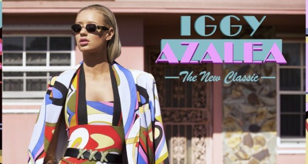 WIN THE NEW CLASSIC FROM IGGY AZALEA