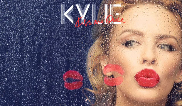 Win Kiss Me Once the new album of global superstar Kylie ... Kylie Minogue Kiss Me Once Photoshoot
