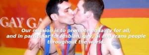 Federation of Gay Games responds to International Olympic Committee request IOC seeking input on Agenda 2020 initiative