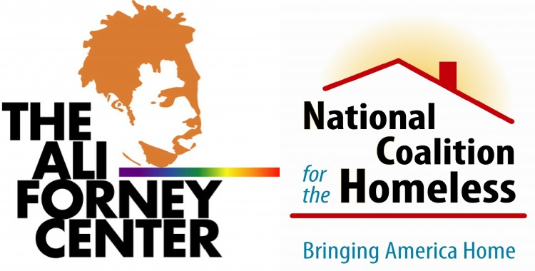 Ali Forney National Coalition for the Homeless Combo