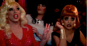 Sherry Vine & Bianca del Rio Premiere 'Hot Mess' feat The Glamazons