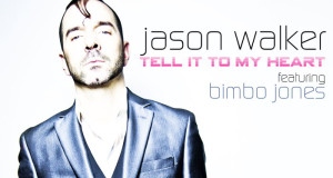 "Jason Walker Reimagines Taylor Dayne's Classic, ""Tell It To My Heart"""