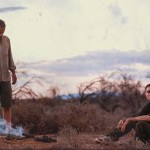 THE ROVER, starring Guy Pearce and Robert Pattinson