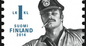 Tom of Finland to appear on stamps in September