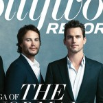 'The Normal Heart' Cast Matt Bomer, Mark Ruffalo, Taylor Kitsch, and Jim Parsons cover The Hollywood Reporter