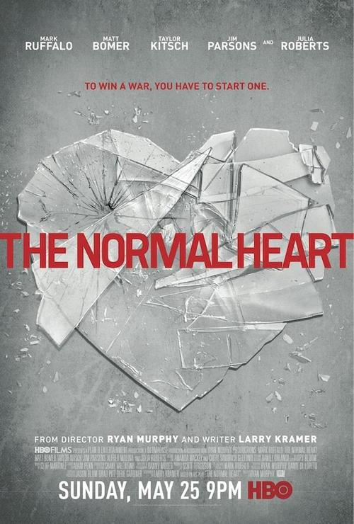the normal heart poster (1)