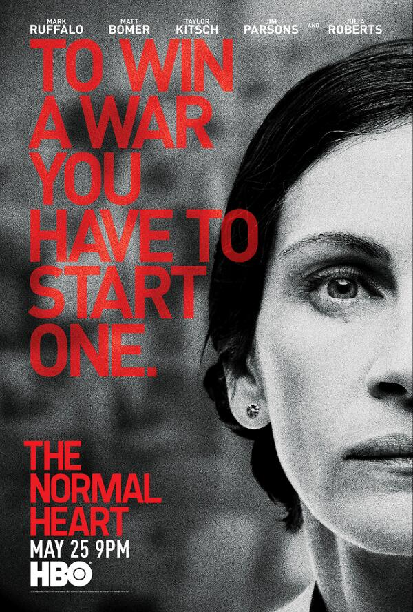 the normal heart poster (2)