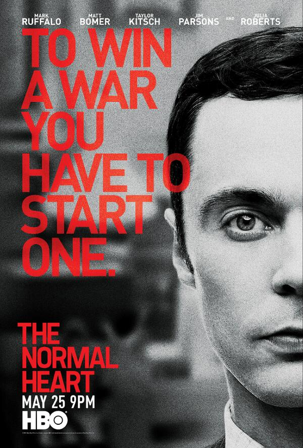 the normal heart poster (3)