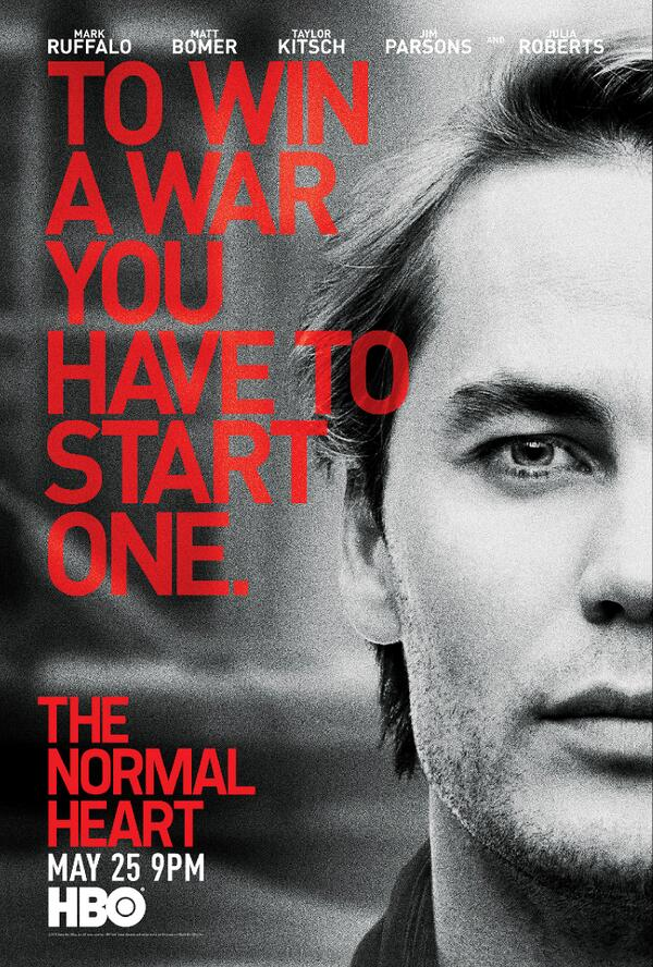the normal heart poster (4)