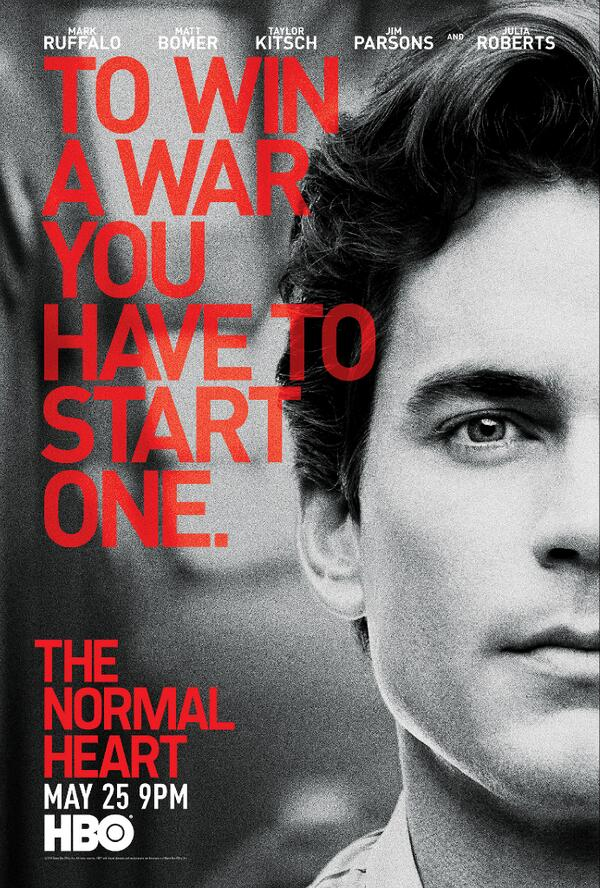 the normal heart poster (5)