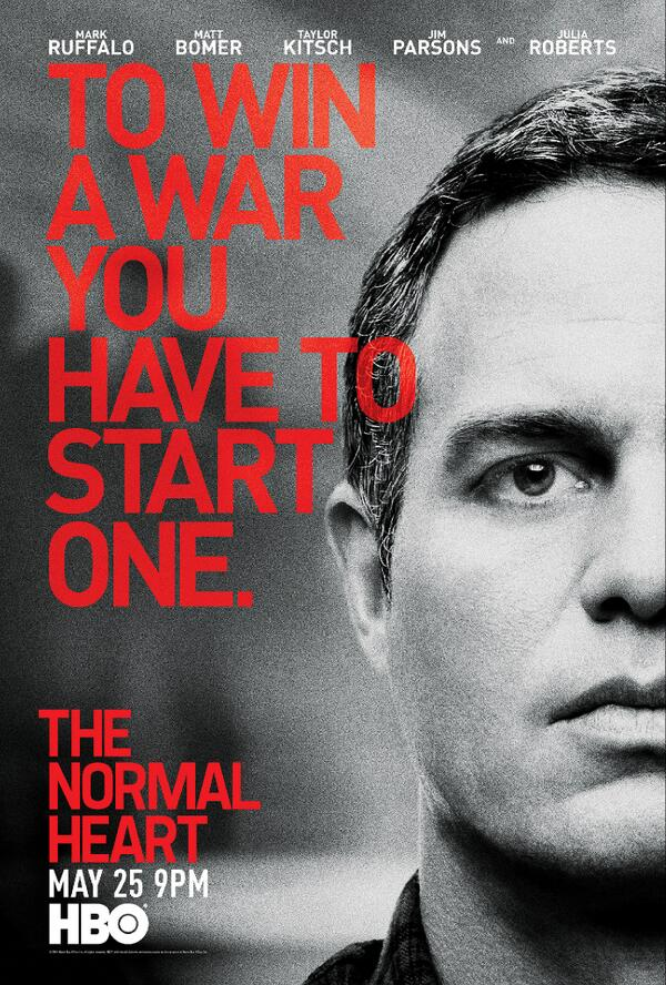 the normal heart poster (6)
