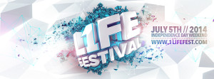 ESCAPE INSIDE 1LIFE FESTIVAL– AMERICA'S FIRST GAY MASSIVE