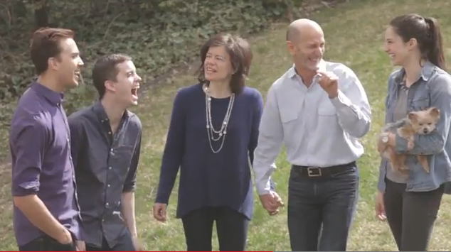 The Smith family for Utah Unites for Marriage