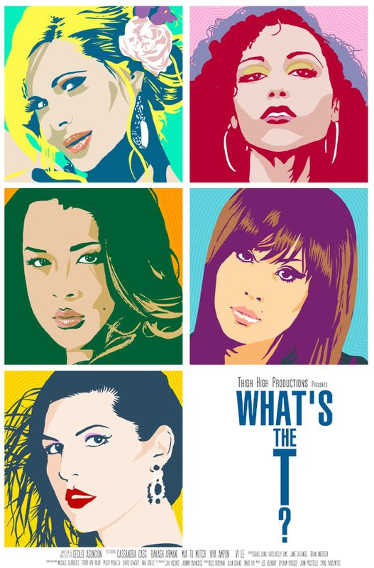 What's the T poster