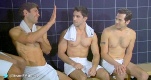 Steam Room Stories new episode – Cut or Uncut?‏